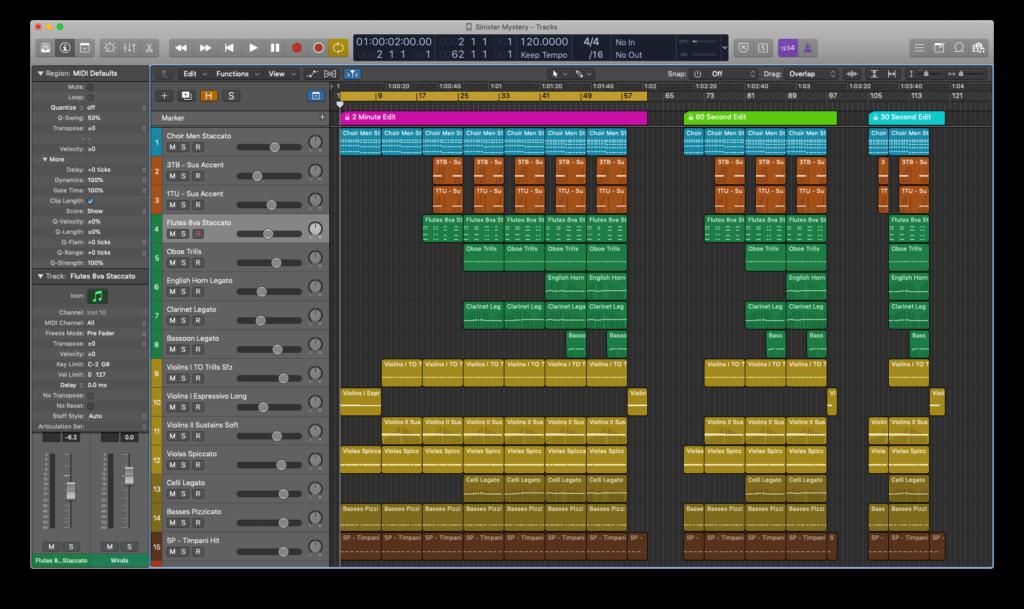 Creating Edits